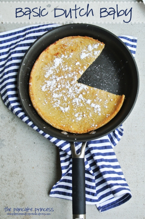Basic Dutch Baby