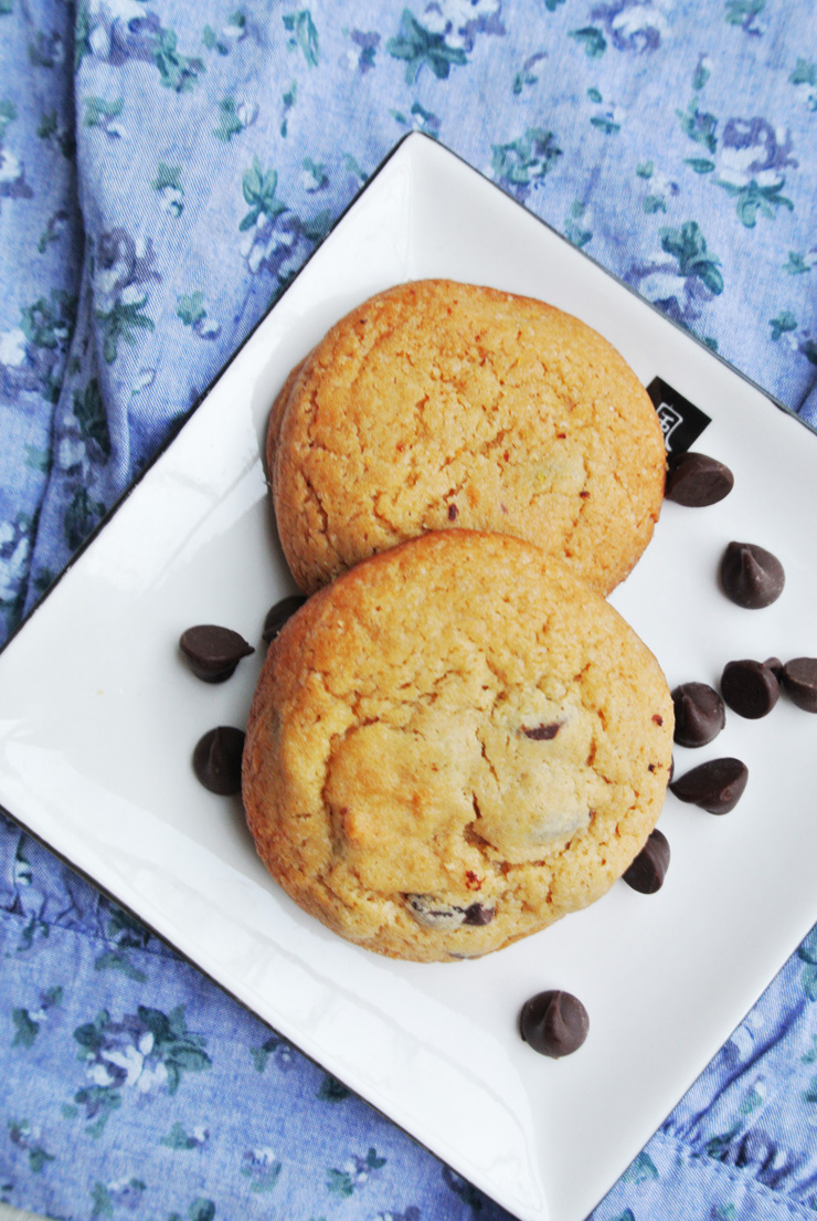 Malted Milk Chocolate Chip Cookies | The Pancake Princess