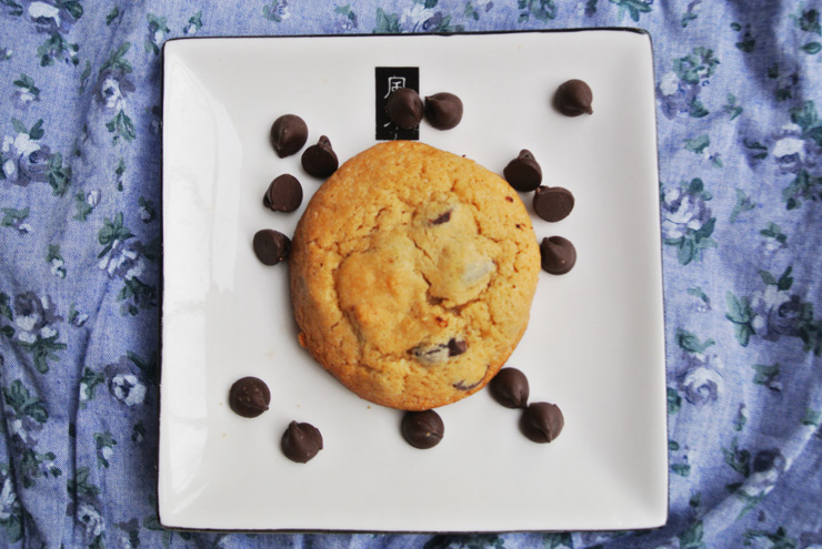 Malted Milk Chocolate Chip Cookies | The Pancake Princess and the ...